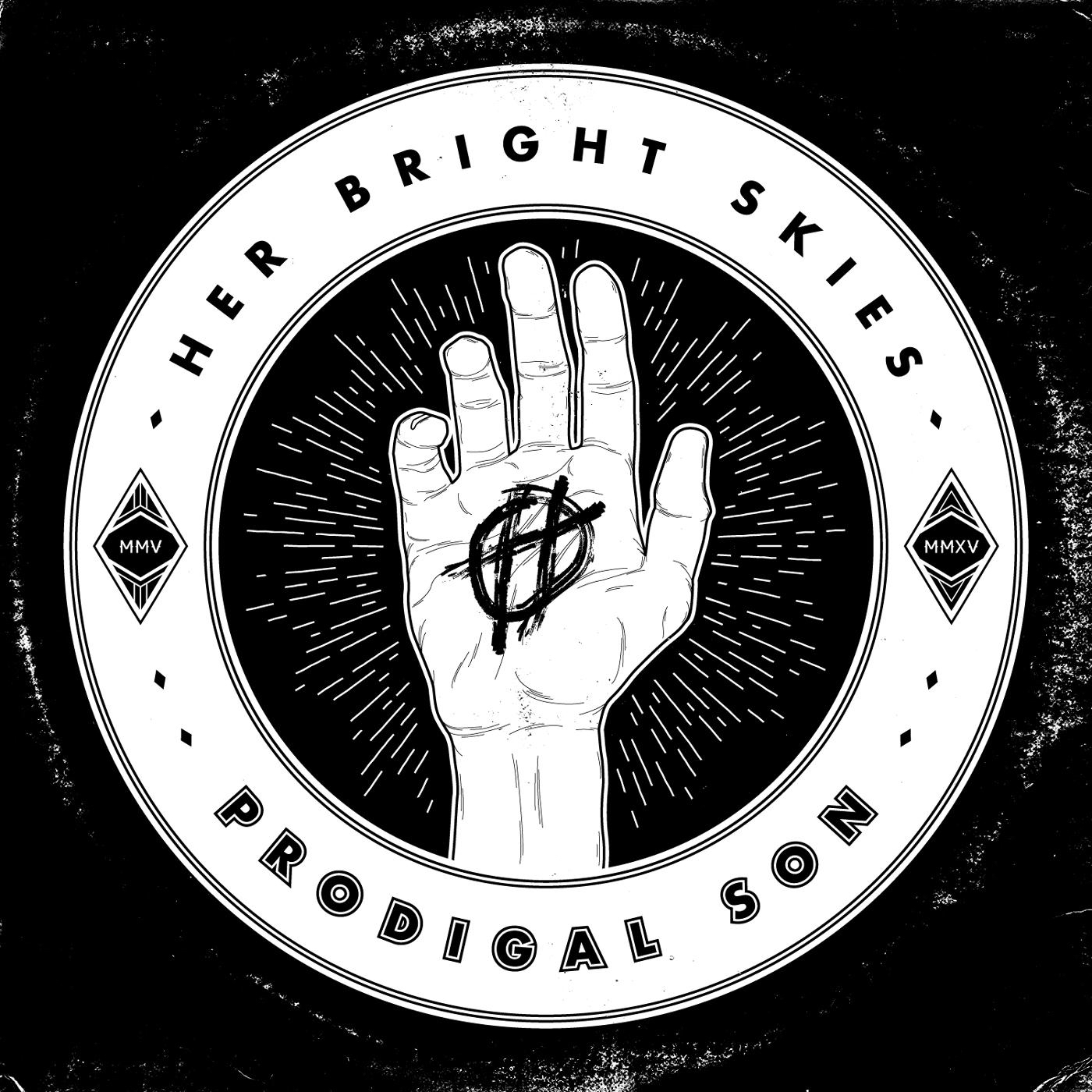 Her Bright Skies - Prodigal Son [EP] (2015)