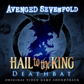 Hail To the King: Deathbat (Original Video Game Soundtrack) cover art