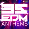 35 EDM Anthems - Workout Trax (Unmixed Workout Music Ideal for Gym, Jogging, Running, Cycling, Cardio and Fitness) ジャケット写真
