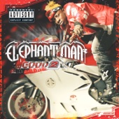 Elephant Man - Party All Night artwork