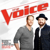 Walking In Memphis (The Voice Performance) - Barrett Baber & Dustin Christensen