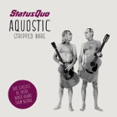 Status Quo - Aquostic (Stripped Bare) artwork