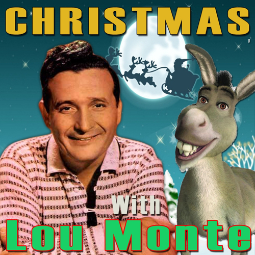 Dominick the Donkey (feat. Joe Reisman's Orchestra & Chorus) [The Italian Christmas Donkey] - Lou Monte