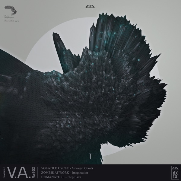 Various Artists - Single Volatile Cycle CD cover