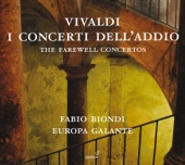 Violin Concerto in B Minor, RV 390: III. Larghetto - Fabio Biondi & Europa Galante