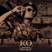 K.O. - Skhanda Love (feat. Nandi Mngoma) artwork