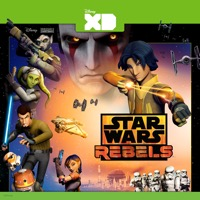 Star Wars Rebels, Season 1 (iTunes)
