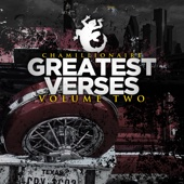 Greatest Verses, Vol. 2 cover art