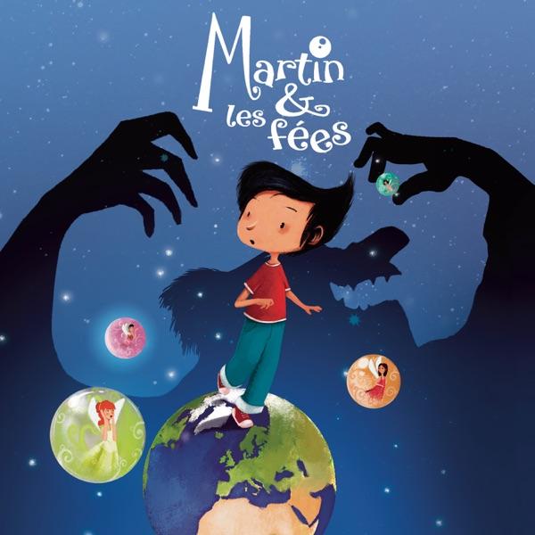 Martin & les fées Martin et les fées Album Cover