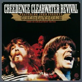 Chronicle: The 20 Greatest Hits - Creedence Clearwater Revival Cover Art