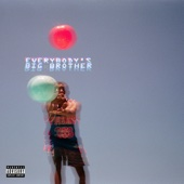 Chuck Inglish - Everybody's Big Brother  artwork