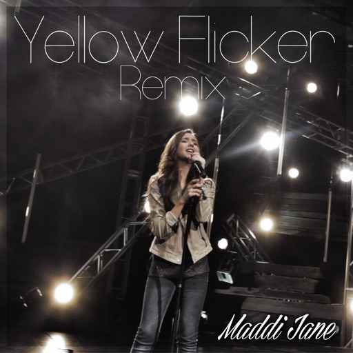 Yellow Flicker Remix - Maddi Jane