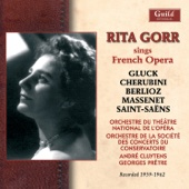 Rita Gorr Sings French Opera