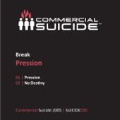 Pression - Single cover art