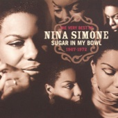 Nina Simone - Sugar In My Bowl: The Very Best of Nina Simone 1967-1972  artwork