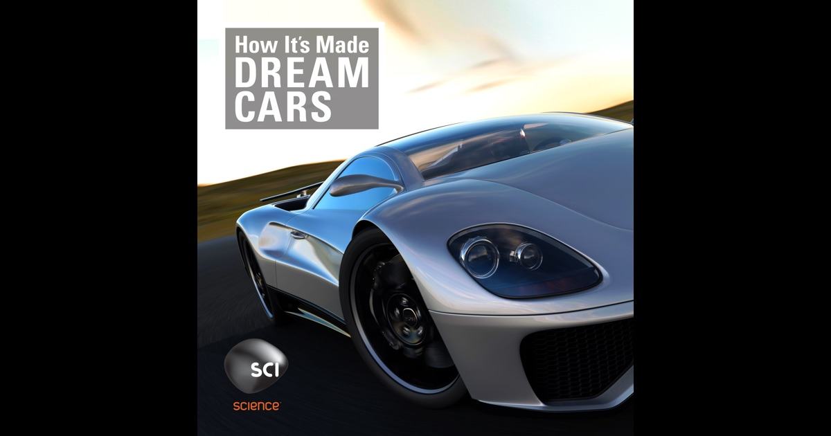 how it 39 s made dream cars season 2 on itunes. Black Bedroom Furniture Sets. Home Design Ideas