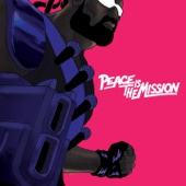 Major Lazer - Lean On (feat. M� & DJ Snake) illustration