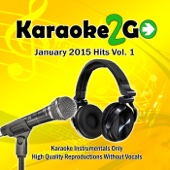 Karaoke2go January 2015 Hits, Vol. 1