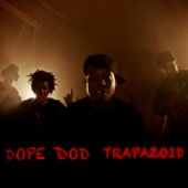 Trapazoid (feat. Posij) - Single cover art