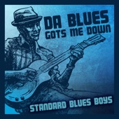 Standard Blues Boys - Greenback Boogie artwork