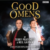 Neil Gaiman & Terry Pratchett - Good Omens: The BBC Radio 4 dramatisation  artwork