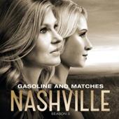 Gasoline and Matches feat Connie Britton Laura Benanti Nashville Cast Ustaw na halo granie