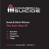 The Rain Man - EP cover art