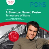 Henrike Wielk - A Streetcar Named Desire - Tennessee Williams. PONS Lektürehilfe - A Streetcar Named Desire - Tennessee Williams  artwork