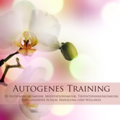 Autogenes Training - 50 Entspannungsmusik, Meditationsmusik, Tiefentspannungsmusik für Gesunder Schlaf, Erholung und Wellness