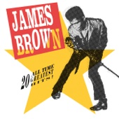 20 All-Time Greatest Hits! - James Brown Cover Art