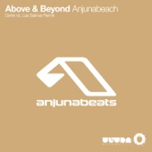 Anjunabeach (Genix vs. Las Salinas Remix) - Single cover art