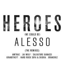 Heroes (We Could Be) artwork