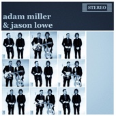 Adam Miller & Jason Lowe - Adam Miller & Jason Lowe - EP artwork