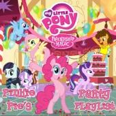 Pinkie Pie's Party Playlist - My Little Pony Cover Art