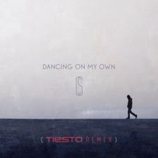 Dancing On My Own (Ti sto Remix) artwork