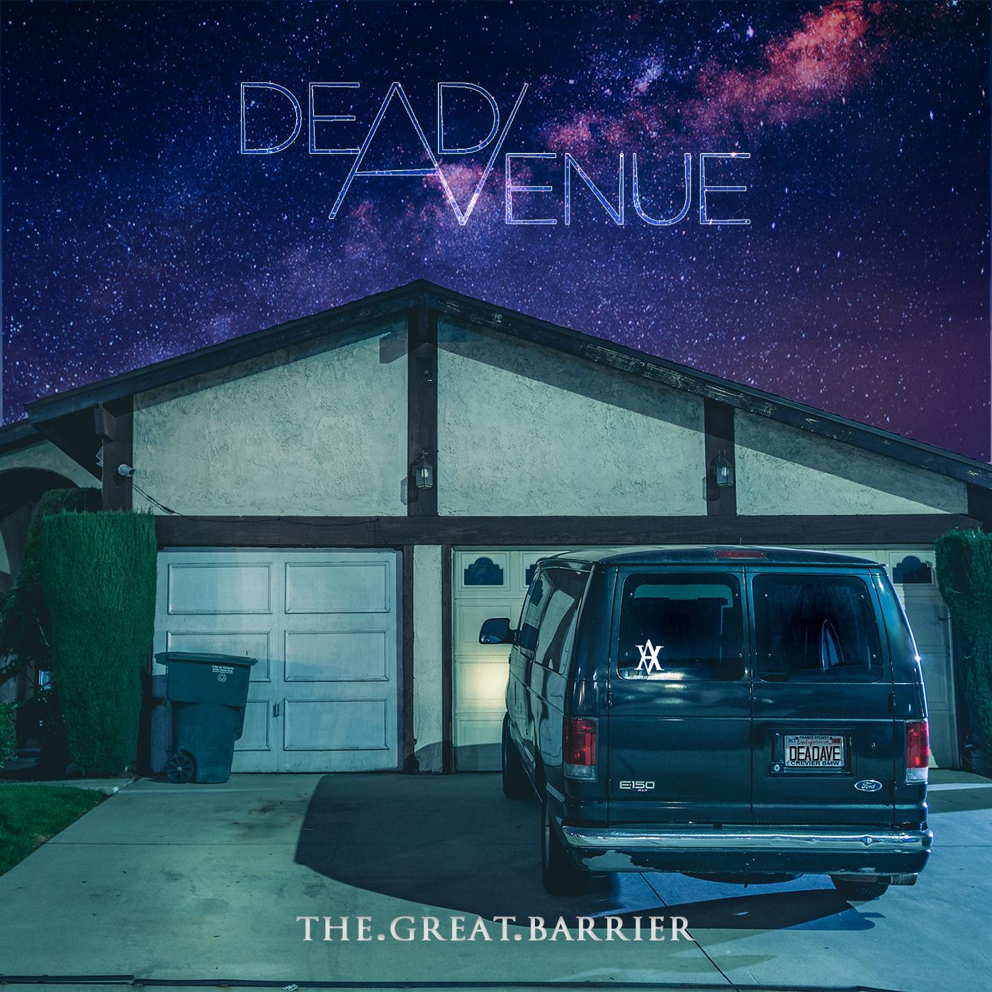 Dead Avenue - The Great Barrier [EP] (2016)