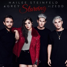 Starving by Hailee Steinfeld & Grey feat. Zedd