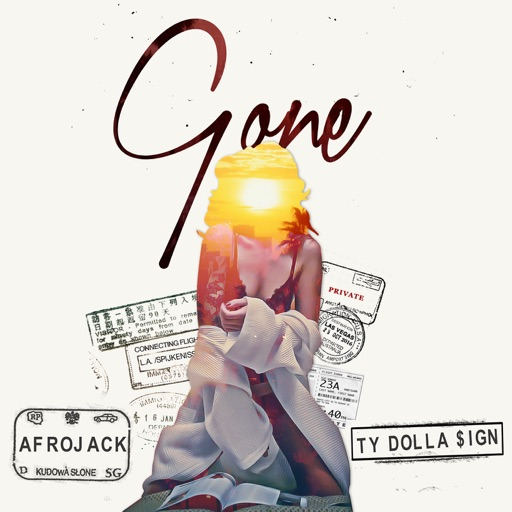 Gone (feat. Ty Dolla $ign) - Afrojack
