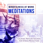 Mindfulness at Work: Meditations - Office Music for Improve Concentration and Calming Nature Sounds for Stress Reduction & Yoga