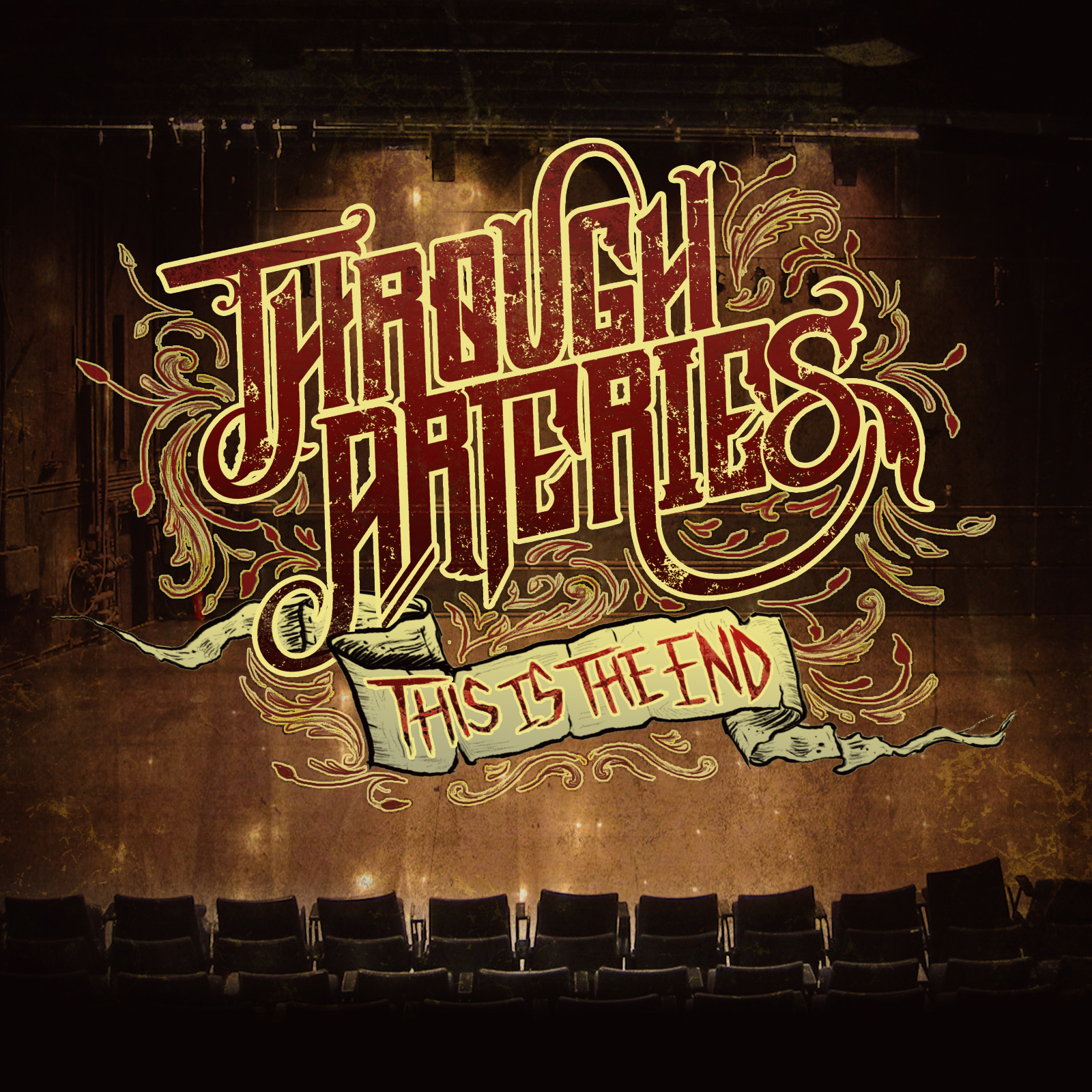 Through Arteries - This Is the End [single] (2014)