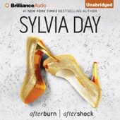 Sylvia Day - Afterburn & Aftershock: Cosmo Red-Hot Reads from Harlequin (Unabridged)  artwork