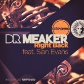 Dr Meaker - Right Back (feat. Sian Evans)  artwork