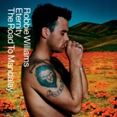 Robbie Williams - Eternity artwork