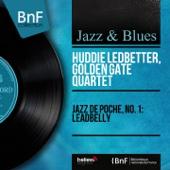 Jazz de poche, no. 1 : Leadbelly (Mono version) - EP