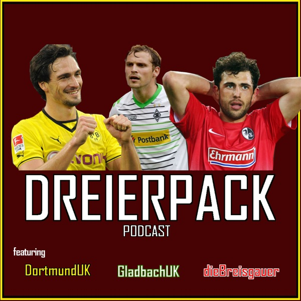 Dreierpack Podcast