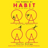 The Power of Habit: Why We Do What We Do in Life and Business (Unabridged) - Charles Duhigg Cover Art