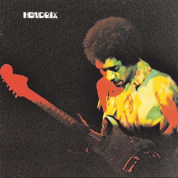 Band of Gypsys Live Jimi Hendrix CD cover