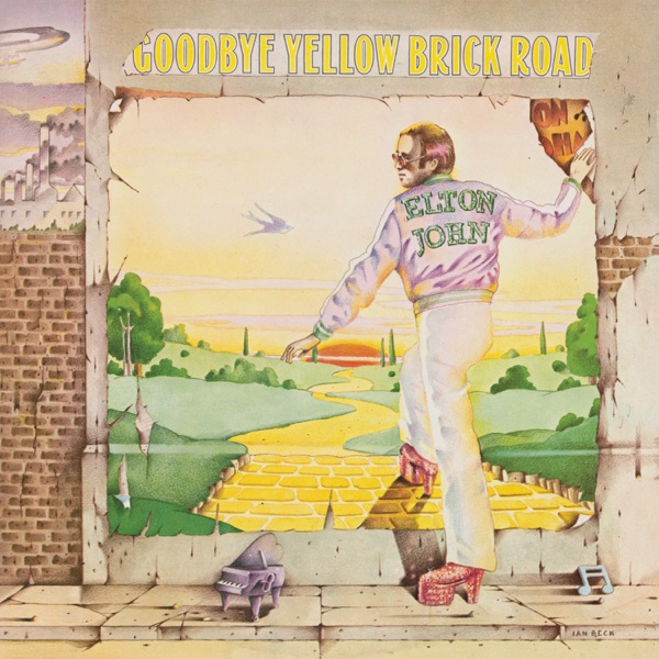 Goodbye Yellow Brick Road 40th Anniversary Celebration Elton John CD cover
