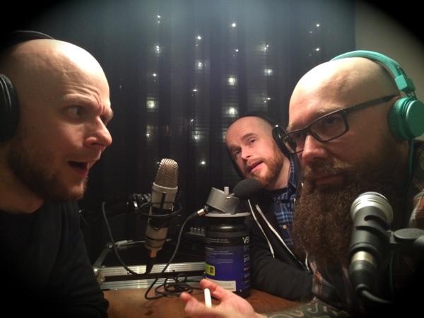 Mensasta Itään -podcast