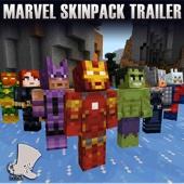 Marvel Minecraft Trailer